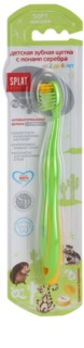 Splat Junior West Antibacterial Toothbrush with Silver Ions Soft