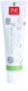 Splat Professional Medical Herbs біоактивна зубна паста для комплексного захисту і профілактики запалення ясен