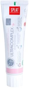 Splat Professional Ultracomplex βιοδραστική οδοντόκρεμα  για ολοκληρωμένη φροντίδα και λεύκανση των ευαισθητών δοντιών