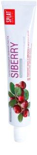 Splat Special Siberry pasta de dientes fortalecedora de esmalte