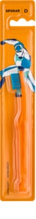 Spokar D 3432 Extra Soft zubná kefka pre deti