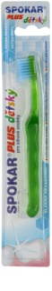 Spokar Plus szczotka do zębów dla dzieci extra soft