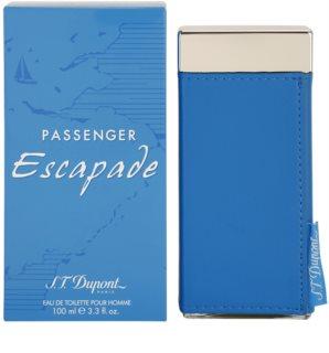 S.T. Dupont Passenger Escapade Pour Homme Eau de Toilette pentru barbati 100 ml