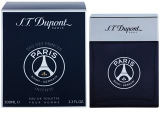 S.T. Dupont Eau Des Princes Intense Eau de Toilette para homens 100 ml