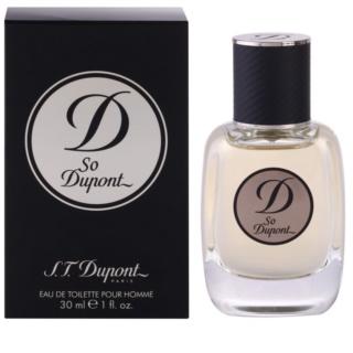 S.T. Dupont So Dupont toaletní voda pro muže 30 ml