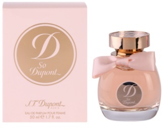 S.T. Dupont So Dupont Eau de Parfum for Women 50 ml