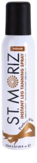 St. Moriz Instant spray samoopalający dający efekt perfekcyjnych nóg