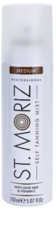 St. Moriz Self Tanning spray autoabbronzante