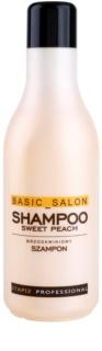 Stapiz Basic Salon Sweet Peach Shampoo für normales Haar