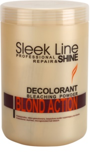 Stapiz Sleek Line Blond Action pudra decoloranta