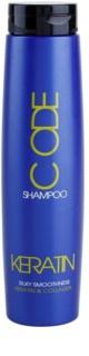 Stapiz Keratin Code szampon odbudowujący włosy do włosów suchych i zniszczonych