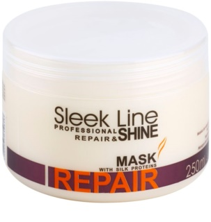 Stapiz Sleek Line Repair Restoring Mask For Damaged, Chemically Treated Hair