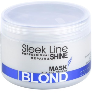 Stapiz Sleek Line Blond Mask For Blonde And Gray Hair