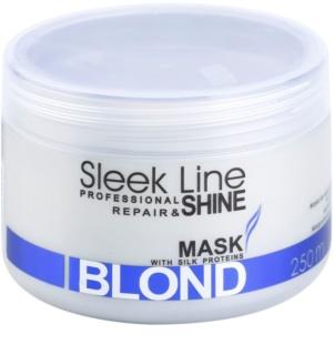 Stapiz Sleek Line Blond Maske für blonde und graue Haare
