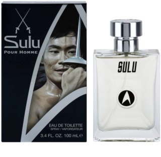 Star Trek Sulu Eau de Toilette for Men 100 ml