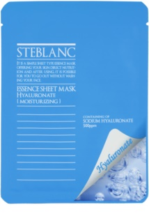 Steblanc Essence Sheet Mask Hyaluronate masque pour une hydratation intense