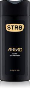 STR8 Ahead gel za prhanje za moške 400 ml