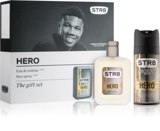 STR8 Hero coffret IV.
