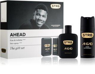 STR8 Ahead Gift Set I.