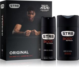 STR8 Original coffret V.
