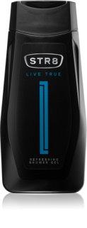 STR8 Live True (2019) żel pod prysznic dla mężczyzn 250 ml