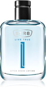 STR8 Live True (2019) after shave para homens