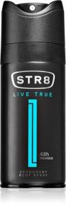 STR8 Live True (2019) dezodorant v pršilu dodatek za moške
