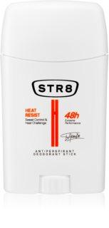 STR8 White Heat Resist desodorante en barra para hombre