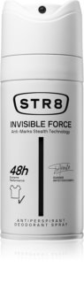 STR8 Invisible Force deospray per uomo 150 ml