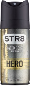 STR8 Hero deodorant spray para homens 150 ml