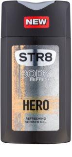STR8 Hero gel za prhanje za moške 250 ml