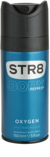 STR8 Oxygene Deo-Spray Herren 150 ml