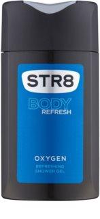 STR8 Oxygene gel douche pour homme 250 ml
