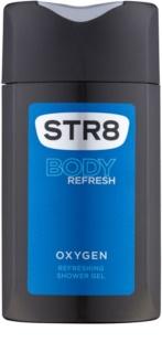 STR8 Oxygene gel de dus pentru barbati 250 ml