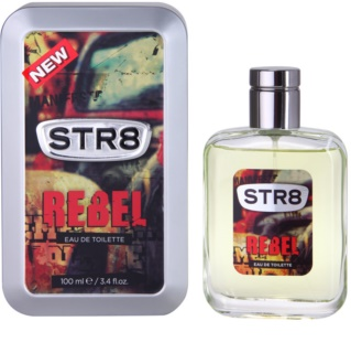 STR8 Rebel eau de toilette para hombre 100 ml