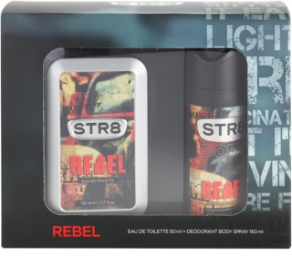 STR8 Rebel lote de regalo II.