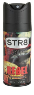 STR8 Rebel deodorant spray para homens 150 ml