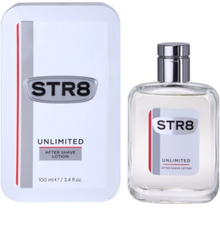 STR8 Unlimited Aftershave lotion  voor Mannen 100 ml