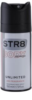 STR8 Unlimited Deo Spray for Men 150 ml