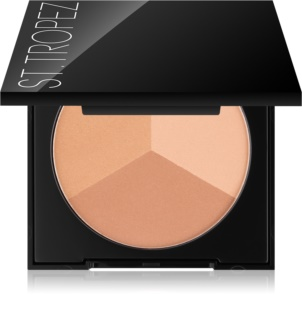St.Tropez One Night Only bronz puder 3v1