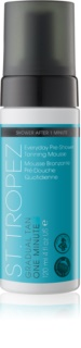 St.Tropez Gradual Tan One Minute Self-Tanning In-Shower Mousse for Gradual Tan