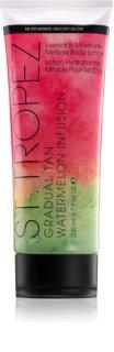 St.Tropez Gradual Tan Watermelon Infusion crème corporelle auto-bronzante pour un bronzage progressif