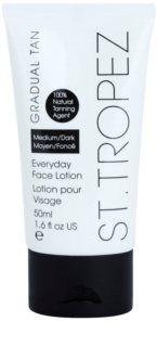 St.Tropez Gradual Tan crème teintée hydratante visage pour un bronzage progressif
