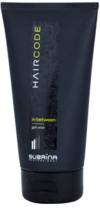 Subrina Professional Hair Code In-Between Gelwachs für Definition und Form