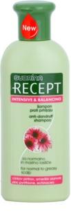Subrina Professional Recept Intensive & Balancing szampon przeciwłupieżowy do włosów normalnych i przetłuszczających się