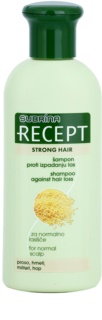Subrina Professional Recept Strong Hair sampon hajhullás ellen