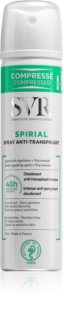 SVR Spirial antitranspirante em spray com efeito de 48 horas
