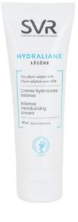 SVR Hydraliane creme leve para o rosto para hidratação intensiva