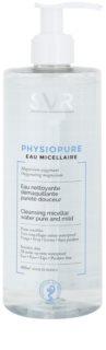 SVR Physiopure delikatnie oczyszczający płyn micelarny do twarzy i okolic oczu
