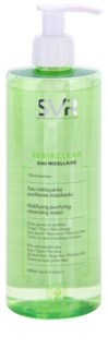 SVR Sebiaclear Eau Micellaire Mattifying Micellar Water For Oily And Problematic Skin